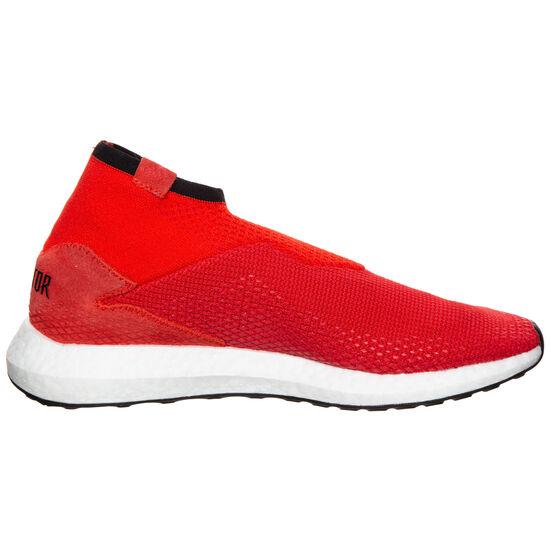 Predator 20.1 Trainers Street Sneaker Herren, rot / weiß, zoom bei OUTFITTER Online