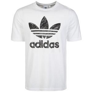 Hand Drawn T1 T-Shirt Herren, weiß, zoom bei OUTFITTER Online