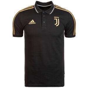 Juventus Turin Poloshirt Herren, schwarz, zoom bei OUTFITTER Online