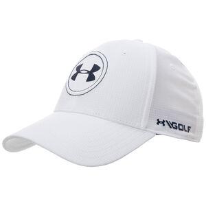 HeatGear Jordan Spieth Tour Golfcap Herren, weiß, zoom bei OUTFITTER Online