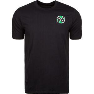 Hannover 96 T-Shirt Herren, Schwarz, zoom bei OUTFITTER Online