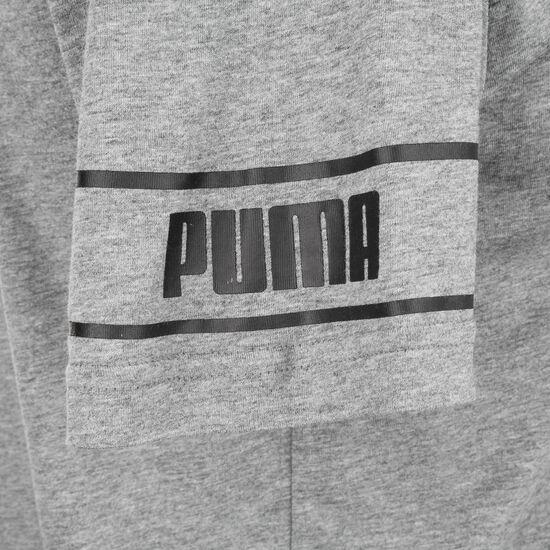 Amplified Big Logo T-Shirt Herren, grau / schwarz, zoom bei OUTFITTER Online