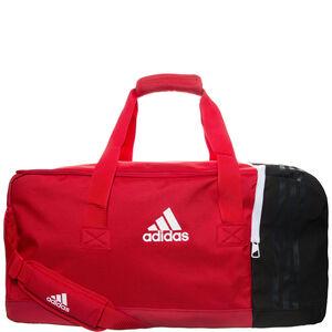 Tiro Teambag Medium Fußballtasche, rot / schwarz, zoom bei OUTFITTER Online