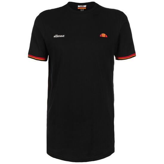 Baleneo Veruno T-Shirt Herren, schwarz / rot, zoom bei OUTFITTER Online