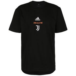 Juventus Turin Seasonal Special T-Shirt Herren, schwarz / weiß, zoom bei OUTFITTER Online