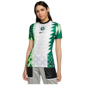 Nigeria Trikot Home Stadium Damen, weiß / grün, zoom bei OUTFITTER Online
