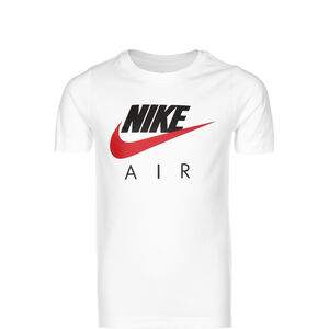 Air T-Shirt Kinder, weiß / rot, zoom bei OUTFITTER Online