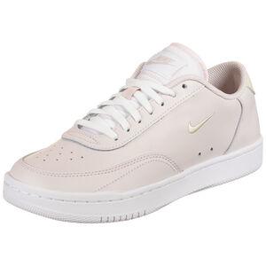 Court Vintage Sneaker Damen, altrosa / weiß, zoom bei OUTFITTER Online