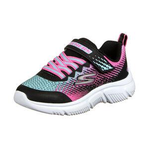 Go Run 650 Sneaker Kinder, schwarz / pink, zoom bei OUTFITTER Online