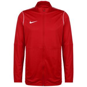Park 20 Dry Trainingsjacke Herren, rot / weiß, zoom bei OUTFITTER Online