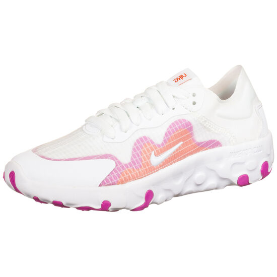 Renew Lucent Sneaker Damen, weiß / korall, zoom bei OUTFITTER Online