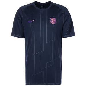 FC Barcelona Pre-Match Away Trainingsshirt Herren, dunkelblau, zoom bei OUTFITTER Online