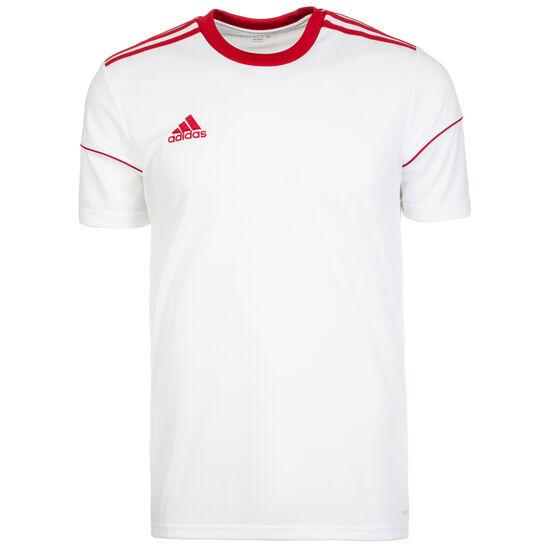Squadra 17 Fußballtrikot Herren, weiß / rot, zoom bei OUTFITTER Online