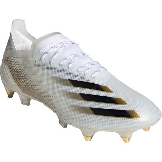 X Ghosted.1 SG Fußballschuh Herren, weiß / gold, zoom bei OUTFITTER Online