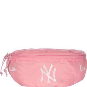 MLB New York Yankees Mini Gürteltasche, rosa / weiß, zoom bei OUTFITTER Online