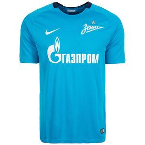 Zenit St. Petersburg Trikot Home 2017/2018 Herren, Blau, zoom bei OUTFITTER Online