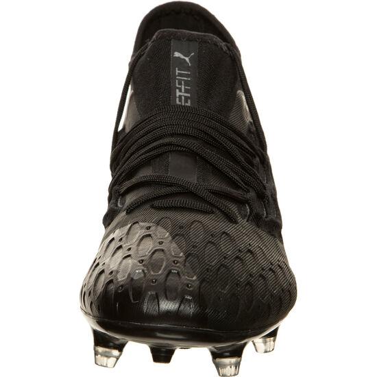 Future 5.3 NETFIT FG/AG Fußballschuh Herren, schwarz / grau, zoom bei OUTFITTER Online