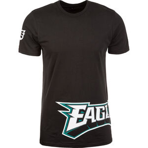 NFL Wrap Around Philadelphia Eagles T-Shirt Herren, schwarz, zoom bei OUTFITTER Online