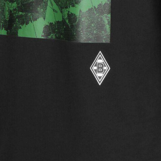Borussia Mönchengladbach Football Culture T-Shirt Herren, schwarz, zoom bei OUTFITTER Online