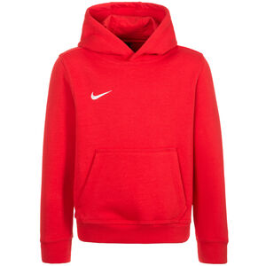 Team Club Trainingskapuzenpullover Kinder, Rot, zoom bei OUTFITTER Online