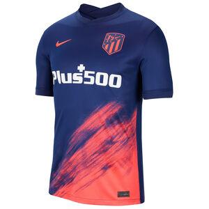 Atletico Madrid Trikot Away Stadium 2021/2022 Herren, blau / korall, zoom bei OUTFITTER Online
