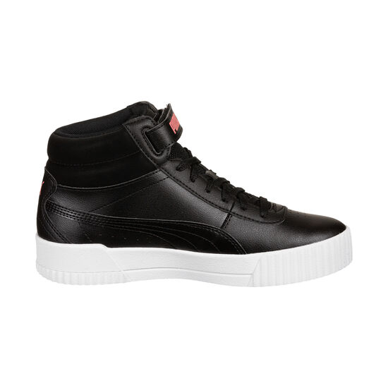 Carina Mid Sneaker Kinder, schwarz, zoom bei OUTFITTER Online