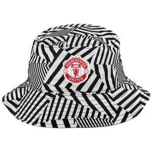 Manchester United Fischerhut, weiß / schwarz, zoom bei OUTFITTER Online