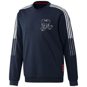FC Arsenal Chinese New Year Sweatshirt Herren, dunkelblau / weiß, zoom bei OUTFITTER Online