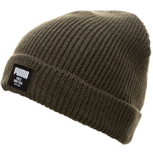 Ribbed Classic Beanie, grün, zoom bei OUTFITTER Online