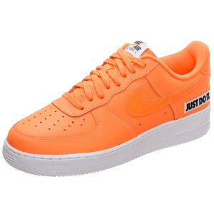 Air Force 1 '07 LV8 JDI Leather Sneaker Herren, Orange, zoom bei OUTFITTER Online