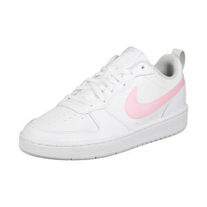 Court Borough Low 2 Sneaker Kinder, weiß / altrosa, zoom bei OUTFITTER Online