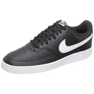 Court Vision Low Sneaker Herren, schwarz / weiß, zoom bei OUTFITTER Online