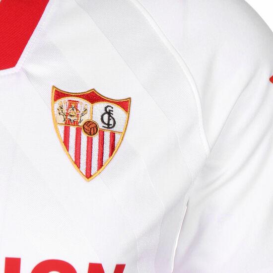 FC Sevilla Trikot Home Stadium 2020/2021 Herren, weiß / rot, zoom bei OUTFITTER Online
