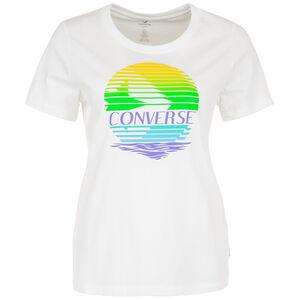 Icon Remix Classic Crew T-Shirt Damen, weiß, zoom bei OUTFITTER Online