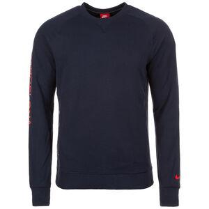 FC Barcelona Crew Authentic Sweatshirt Herren, Blau, zoom bei OUTFITTER Online