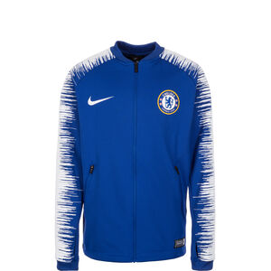 FC Chelsea Anthem Jacke Kinder, Blau, zoom bei OUTFITTER Online
