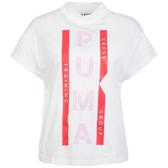 XTG Graphic T-Shirt Damen, weiß, zoom bei OUTFITTER Online