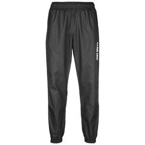 JDI Woven Jogginghose Herren, schwarz / weiß, zoom bei OUTFITTER Online