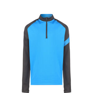 Dry Academy Pro Trainingsshirt Kinder, blau / anthrazit, zoom bei OUTFITTER Online