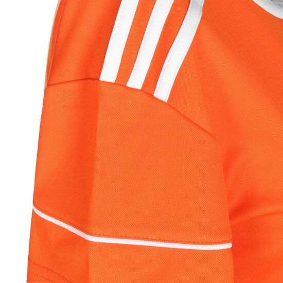 Squadra 17 Trainingsshirt Damen, neonorange / weiß, zoom bei OUTFITTER Online