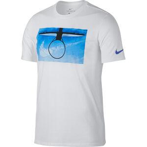 Dry Daydream Basketballshirt Herren, weiß / blau, zoom bei OUTFITTER Online
