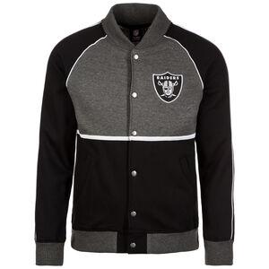 NFL Oakland Raiders Letterman Jacke Herren, Grau, zoom bei OUTFITTER Online