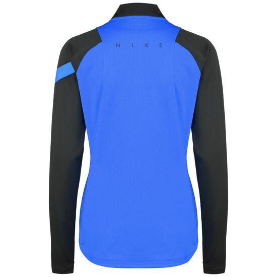 Academy Pro Trainingspullover Damen, blau / anthrazit, zoom bei OUTFITTER Online