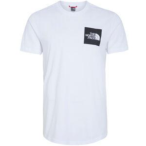 Fine T-Shirt Herren, weiß / schwarz, zoom bei OUTFITTER Online