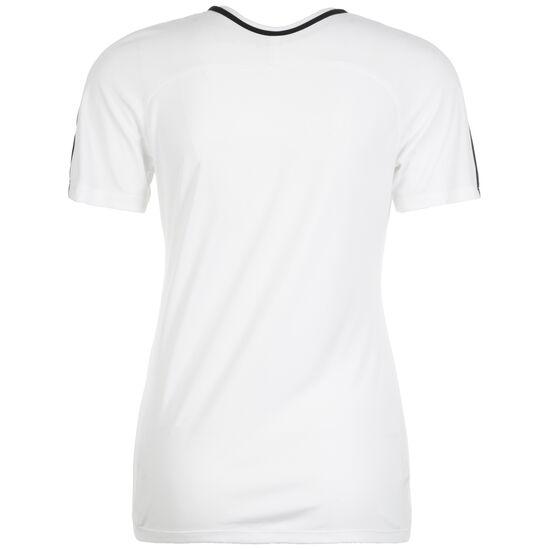 Dry Academy 18 Trainingsshirt Damen, weiß / schwarz, zoom bei OUTFITTER Online