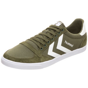 Slimmer Stadil Low Sneaker, grün / weiß, zoom bei OUTFITTER Online