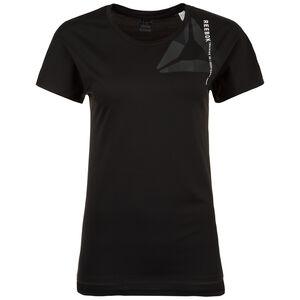 ACTIVCHILL Graphic Trainingsshirt Damen, schwarz, zoom bei OUTFITTER Online