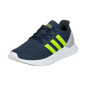 Querstar Flow NXT Sneaker Kinder, blau / gelb, zoom bei OUTFITTER Online