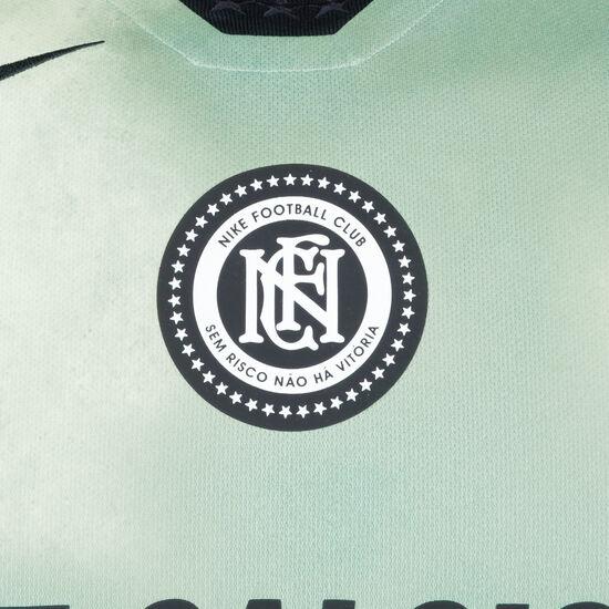 F.C. Away Fußballtrikot Herren, grün / schwarz, zoom bei OUTFITTER Online