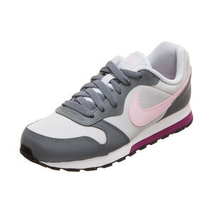 MD Runner Sneaker Kinder, grau / rosa, zoom bei OUTFITTER Online